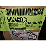 UNITARY Products Group HD24S3XC1A 2 TON AC/HP Horizontal Duct Slab Flex-Coil, R-22/R-410A 815 CFM