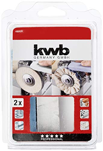 KWB 49485420 Pastas de pulir