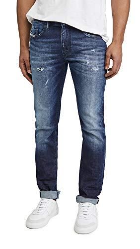 Diesel Herren Thommer Jeans, Blue Denim 95R, 30