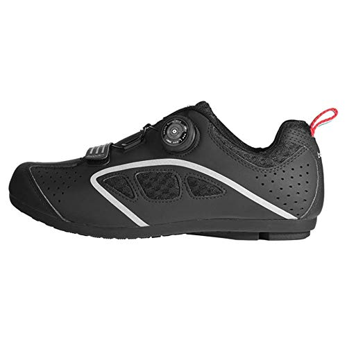 OOFAY Calzado De Bicicleta, Zapatos Transpirables para Ciclismo De Carretera Y Ciclismo...