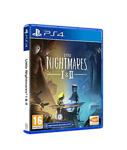 Little Nightmares I & II - Bundle - PlayStation 4
