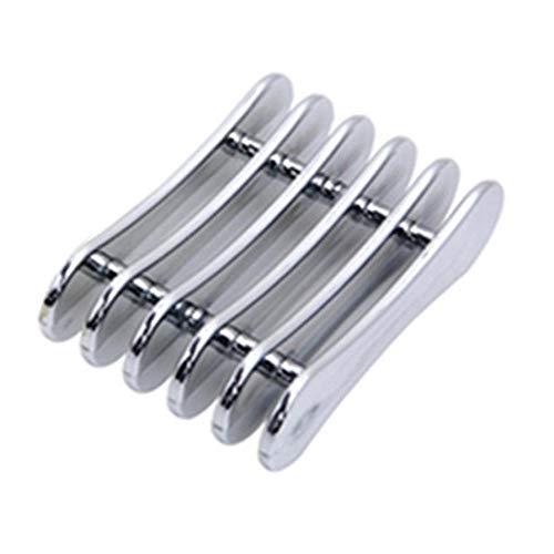ZRDY 5 Grille Nail Art Porte-Stylo Salon Brush Rack Accessoire Taille Outil Manucure Cristal Brosse De Stockage Titulaire (Color : D)
