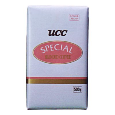 UCC 業務用 コーヒー スペシャルブレンド (豆)AP 500g×12個