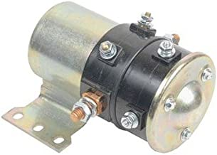 12 24 volt series parallel solenoid switch