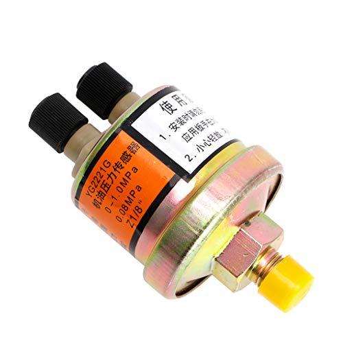 planuuik motor oliedruk sensor gaas afzender schakelaar verzenden eenheid 1/8 NPT 80x40mm