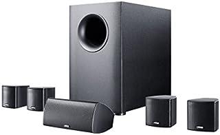 Canton Movie 95 家庭影院系统 音响套装 (100 / 120 Watt) 黑色 (套装)