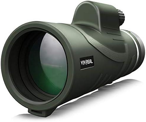 Monocular Telescope 12X42 Monocular for Bird Watching IPX7 Waterproof HD Monocular for Adults product image