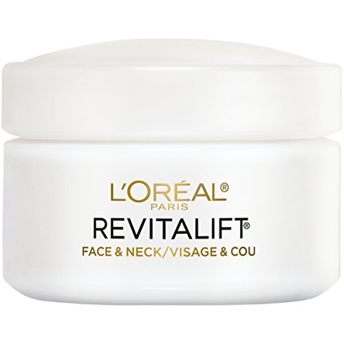 L'Oréal Paris Revitalift Anti-Wrinkle + Firming Face & Neck Cream, 1.7 fl. oz.