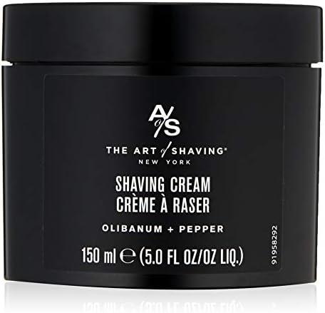The Art of Shaving Shaving Cream for Men Shaving Cream Mens Beard Care Protects Against Irritation product image