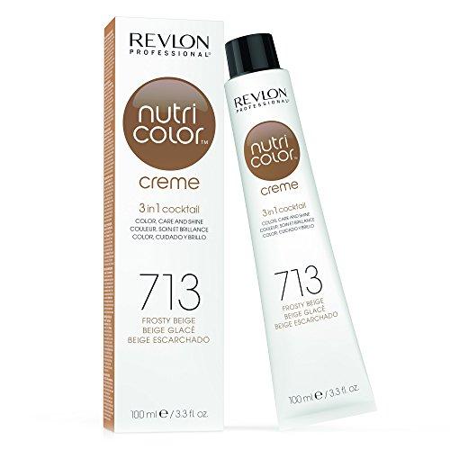 REVLON PROFESSIONAL Nutri Color Creme 713 Kühles Beige (100 ml)
