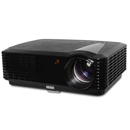 GoClever Cineo Vivid LED HD Beamer 2800 Lumen Projektor Heimkino 1080p Projektor