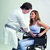 Adiggy Medical   Cinturón de Transferencia Ancianos con 4 asas   2 tallas según contorno (Talla L)