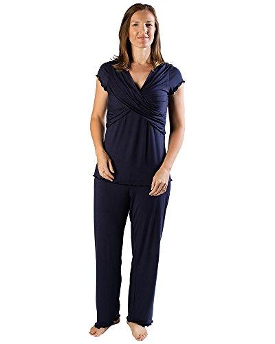 Kindred Bravely Davy Ultra Soft Maternity & Nursing Pyjamas