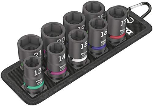 "Wera 05004580001 Belt C Impaktor 1 Steckschlüsselsatz 1/2"""