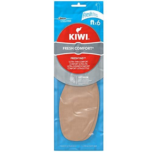 KIWI Fresh'ins Einlegesohlen, 8,9 cm / 7 Zoll