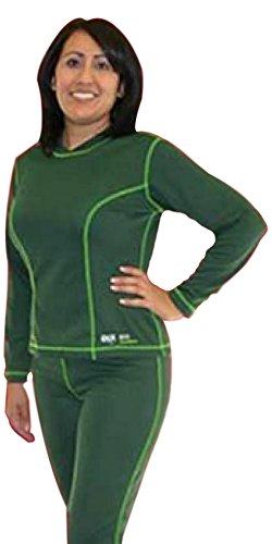 Diving Unlimited International DUI Polartec EcoDiveWear Women's Bottoms Scuba Drysuit Undergarment- Large Maine