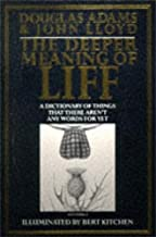 [The Deeper Meaning of Liff] [By: Adams, Douglas] [October, 1992]