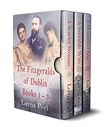 The Fitzgeralds of Dublin Series