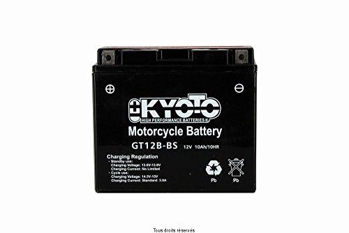 Kyoto YT12B-4 YT12B-BS YT12B4 YT12BBS BATTERIA