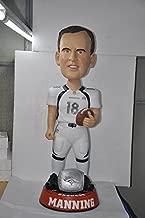 NFL Denver Broncos Peyton Manning #18 Super Bowl 50 36 Bobble Head Toy Figure, One Size, White
