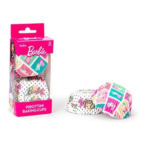 Decora 0403032 Pirottini Barbie Stile 2, Paper