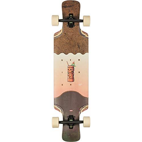 Globe Men's Geminon Kick aimez Skater Nous Vous proposons des planches Design au Rapport qualité Prix Incomparable, Coconut/Tiki, 37