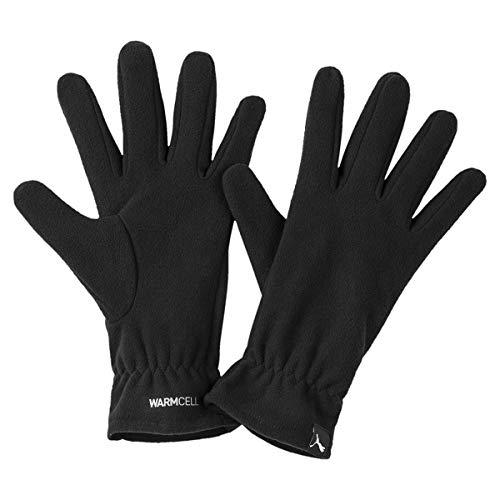 PUMA Fleece Gloves Handschuhe, Black, L/XL
