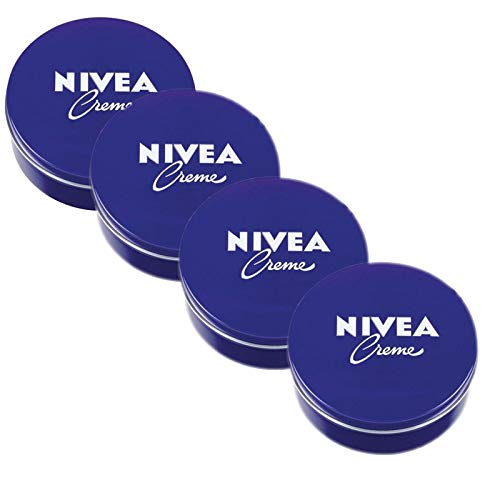 Nivea - Lot De 4 Crème 250 Ml Original