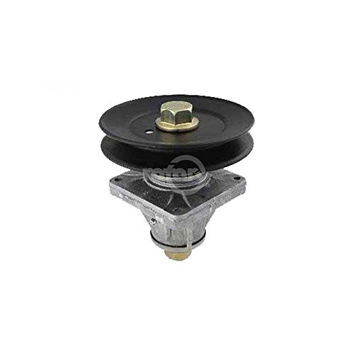 Rotary Replacement Spindle Assembly for Cub Cadet (Mtd) 918-04123, 618-04123, 918-04123b,718-04123b. Has Grease Zerk.