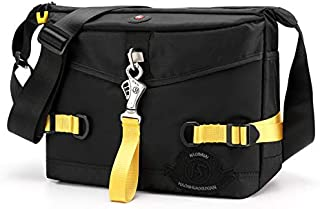 Nylon Men Shoulder Bags