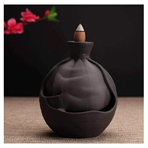 Buy LHBNH Burner Incense Burner Backflow Incense Burner Mountain Water Incense Burner Multi-Purpose ...