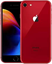 $390 Get Apple iPhone 8  64 GB, Fully Unlocked, Red Special Edition (Renewed)