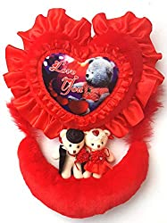 Teddy Bears - Best Valentine Day Gifts Girlfriend