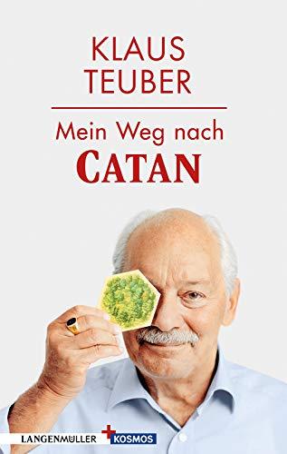 Langen - Mueller Verlag Mein Weg nach Catan, silver, 3547