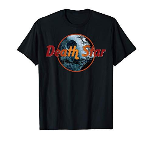 Death Rock Hard Star Cafe Crossover Mashup Camiseta