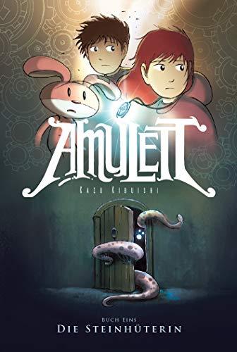 Amulett #1: Die Steinhüterin: Graphic Novel für Kinder ab 8 Jahre