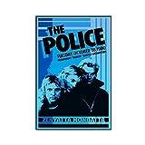 The Police Rock Band Leinwand Poster Schlafzimmer Dekor