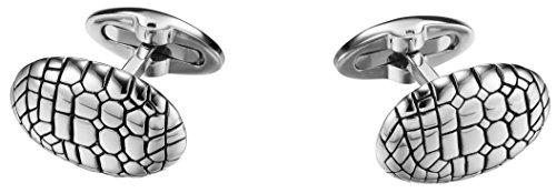 Joop! - JPCF10122A000 - Boutons de Manchette Homme - Acier Inoxydable 15.9 GR