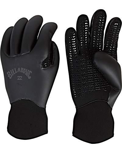 Billabong Furnace Ultra 3mm neopreen Wetsuit Handschoenen Zwart - Thermisch Warm hittelaag Lagen Furnace Lining - Unisex