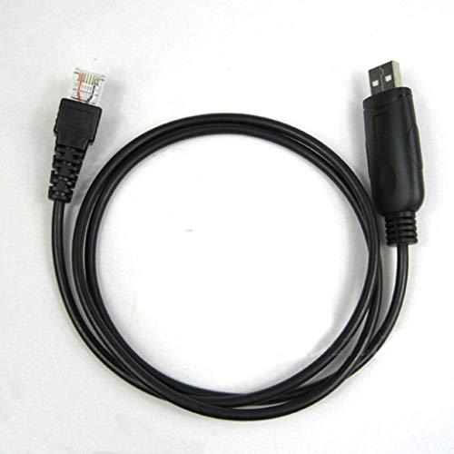 rongweiwang Programación USB reemplazo del Cable USB para Icom programación por Cable IC-440 Cable CB IC-F111 IC-F210 F220 IC-IC-F221 IC-F500 Programa Talkie Walkie-440 IC