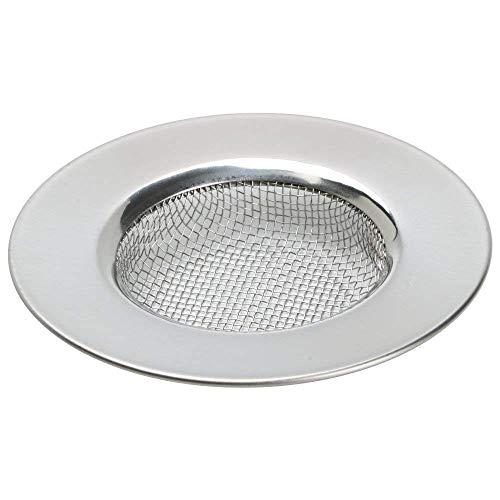 TRIXES Filtro Colador de Desagüe Acero Inoxidable Fregadero Baño Ducha - Filtro Bañera