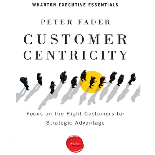 Customer Centricity cover art