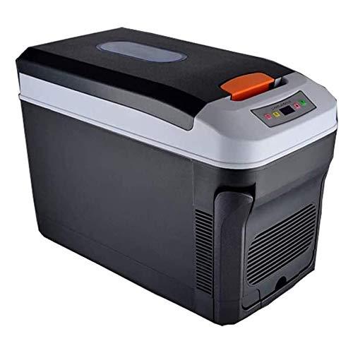 WMING 35L Portable Kühlschrank Auto/Auto und zu Hause 12V / 24V / 220V Warmer und kalter tragbarer elektrischen Kühlschrank kostenlos im Freien tragbare Mini-Kühlschrank