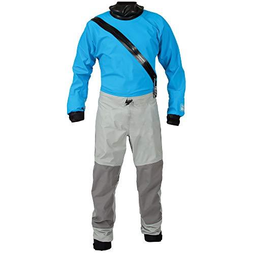 Kokatat Men's Hydrus Swift Entry Drysuit-Electric Blue-M