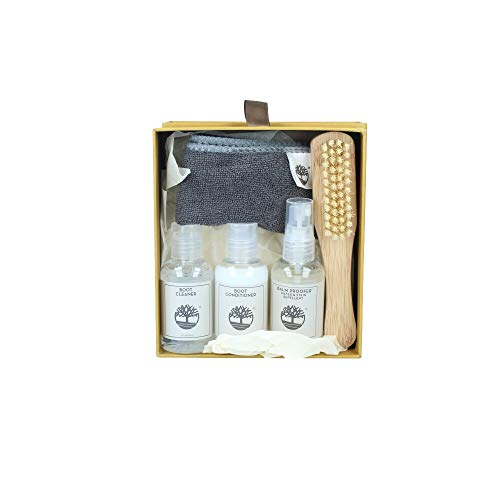 Timberland Boot Kit Shoe Care Product Set, No No Color, One Size Regular US