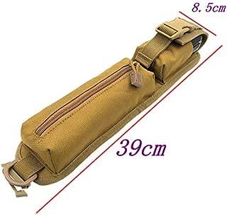 FIRECLUB 2色戦術Molleアクセサリーポーチバックパックショルダーストラップバッグ 狩猟用具ポーチ (カーキ)
