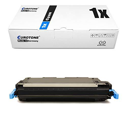 1x Eurotone kompatibler Toner für HP Color Laserjet 3800 DN N DTN ersetzt Q7581A 503A