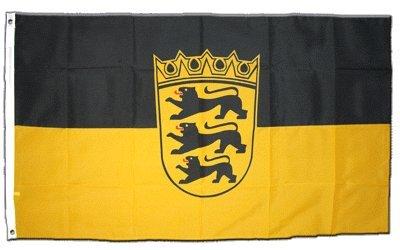 Flagge Deutschland Baden-Württemberg - 60 x 90 cm