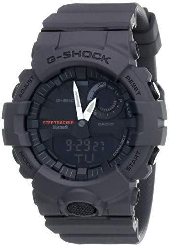 Casio G-Shock Analog-Digital Grey Dial Men's Watch - GBA-800-8ADR (G835)