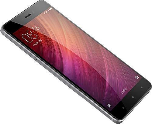 "Xiaomi Redmi Note 4 Smartphone SIM doble 4G 32GB 5.5"" Android 6.0 Marshmallow, Oro [Versión Europea]"